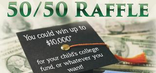 50/50 Raffle