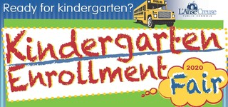 2020 Kindergarten Enrollment Fair