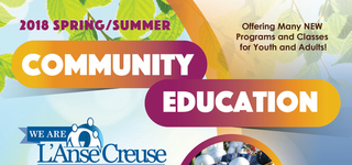 2018 Spring/Summer Community Education