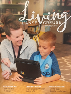 Link to Living L'Anse Creuse Magazine