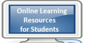 Online Learning Resources for Students Icon